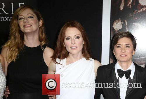 Judy Greer, Julianne Moore and Kimberly Peirce 4