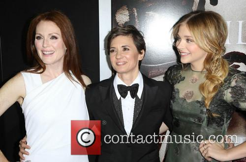 Julianne Moore, Kimberly Peirce and Chloe Grace Moretz 1