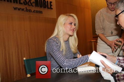 Elizabeth Smart Book Signing