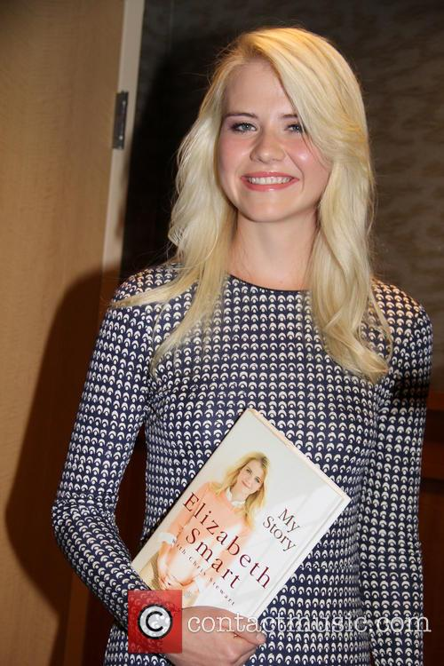 Elizabeth Smart Book Signing