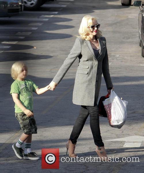 Zuma Rossdale and Gwen Stefani 10