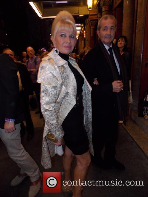 Ivana Trump in NYC