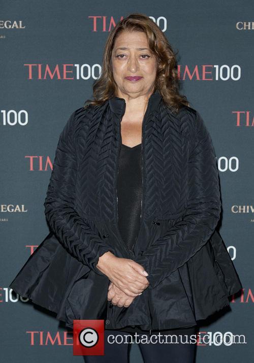 Dame Zaha Hadid 2