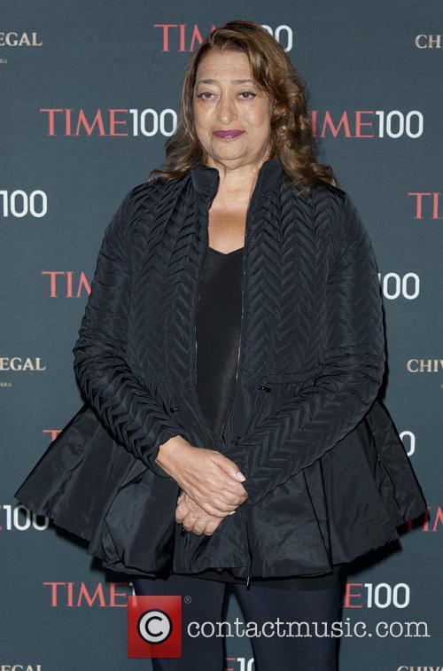 Dame Zaha Hadid 3