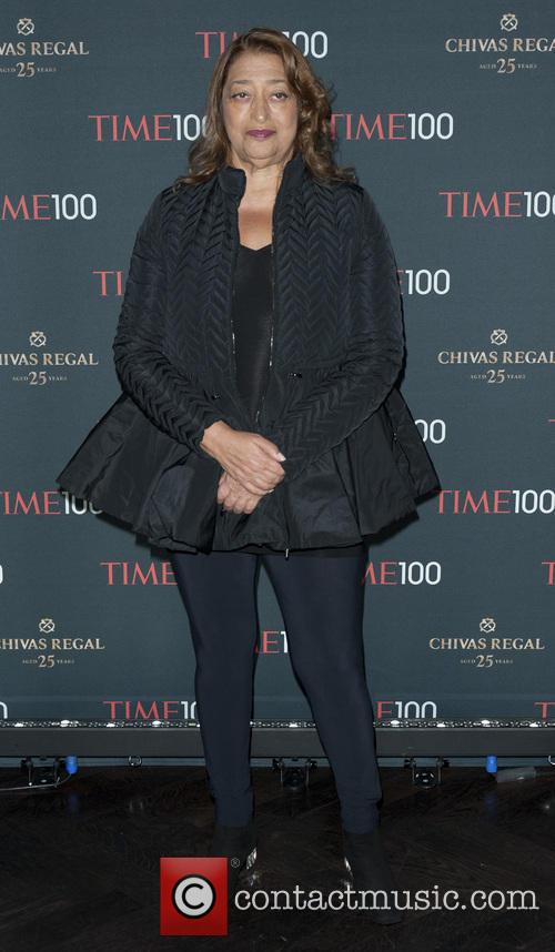 Dame Zaha Hadid 4