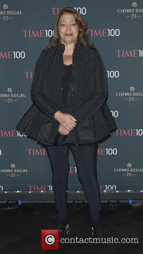 Dame Zaha Hadid 1