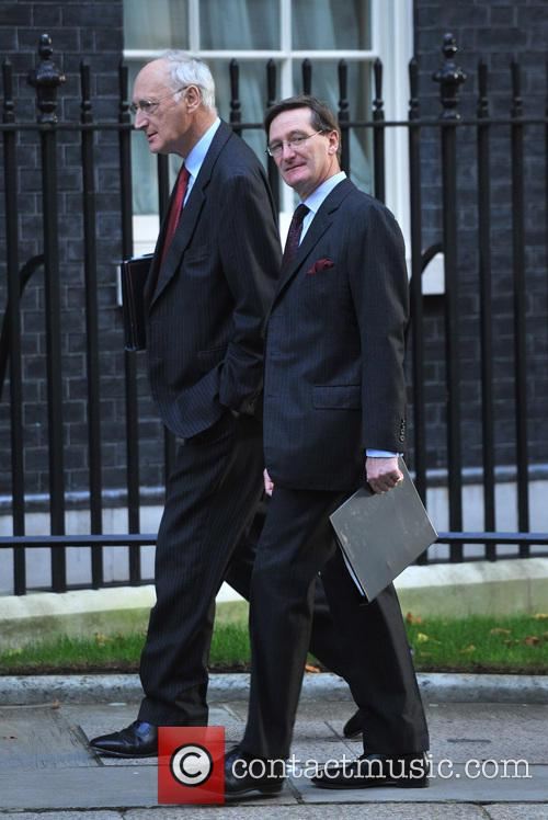 Sir George Young and Dominic Grieve 4