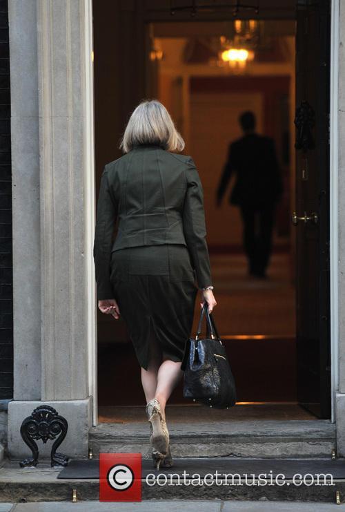 Theresa May 4