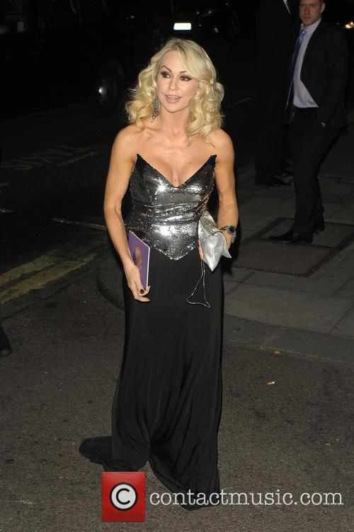 Celebrities arrive at Pride of Britain Awards held...