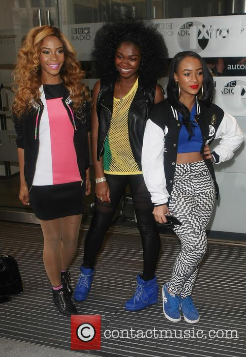 Miss Dynamitx, Jeanette Akua, Sese Foster and Rielle Carrington 1