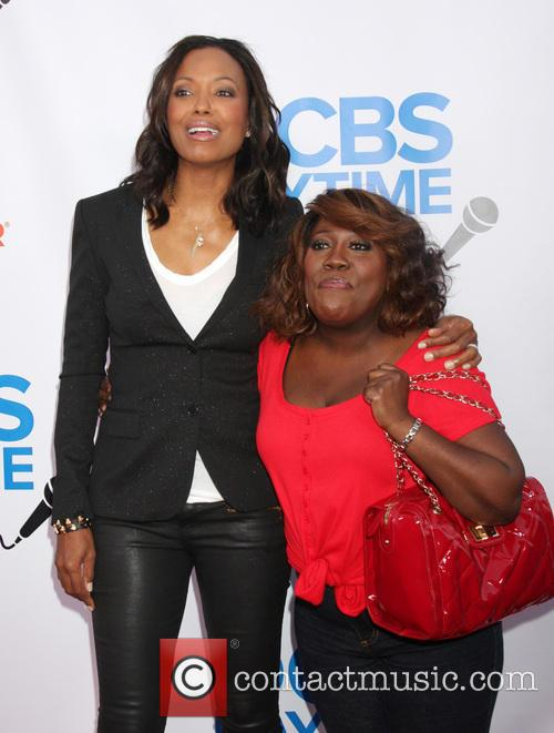 Aisha Tyler and Sheryl Underwood 2