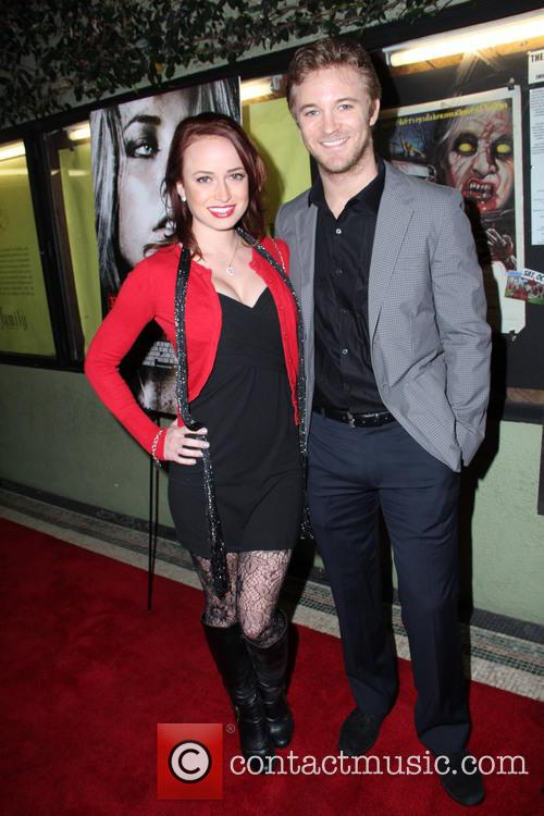 Michael Welch and Samantha Machio 3