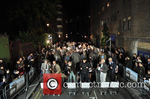BFI London Fim Festival: Bad Grandpa