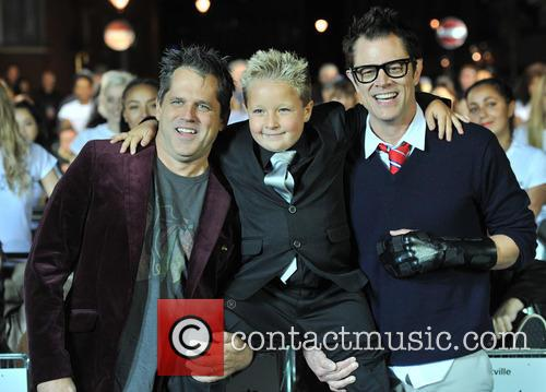 Johnny Knoxville, Jeff Tremaine and Jackson Nicoll 8