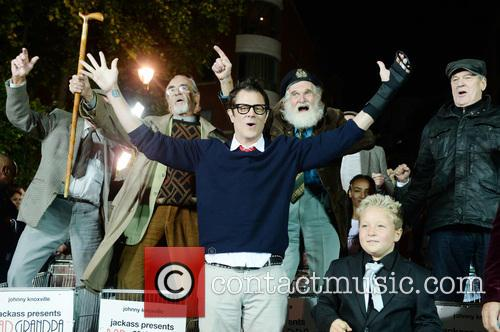 Johnny Knoxville 16
