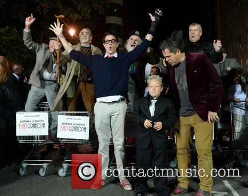 Johnny Knoxville, Jeff Tremaine and Jackson Nicoll 13