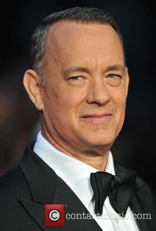 Tom Hanks at 'Captain Phillips' screening