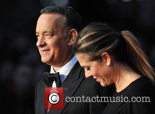 Tom Hanks and Rita Wilson 2