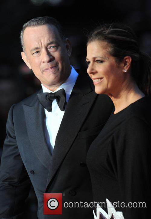 Tom Hanks and Rita Wilson 1
