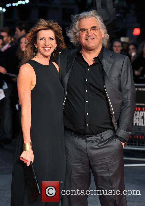 Paul Greengrass and Guest 2
