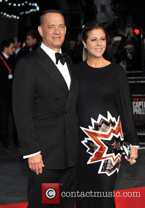 Tom Hanks and Rita Wilson 5