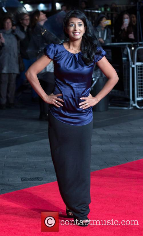 Konnie Huq, Leicester Square, Odeon Leicester Square