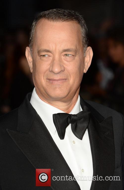Tom Hanks, Captain Phillips Screening At London BFI Festival
