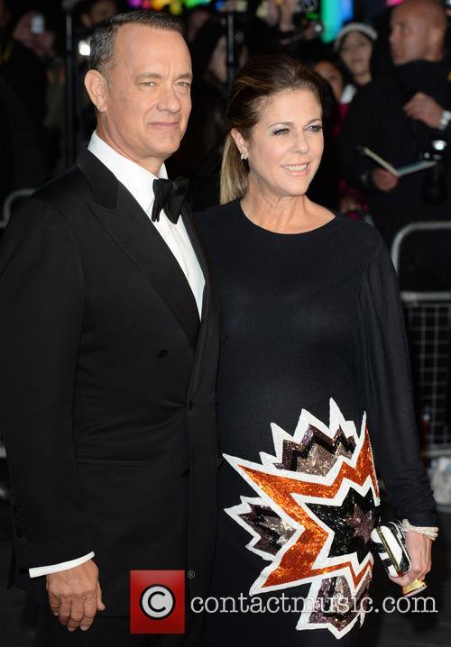 Tom Hanks and Rita Wilson 8