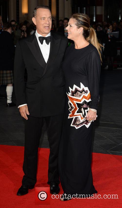 Tom Hanks and Rita Wilson 11