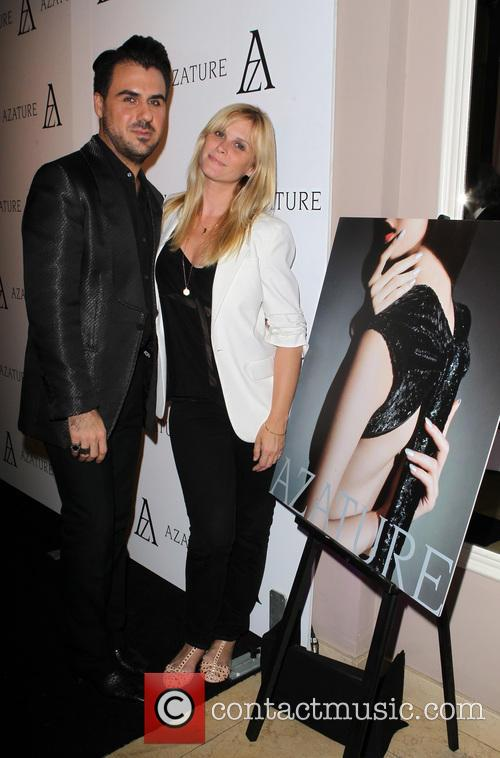 Azature Pogosian, Bonnie Somerville, Sunset Tower Hotel