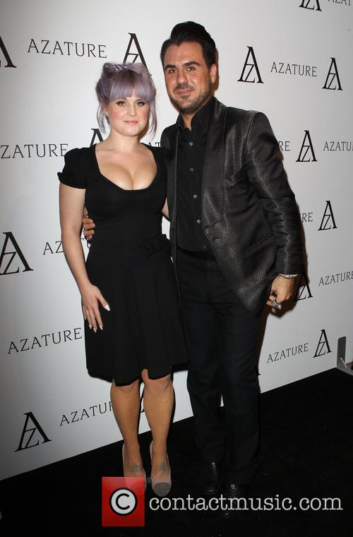 Kelly Osbourne and Azature Pogosian 2