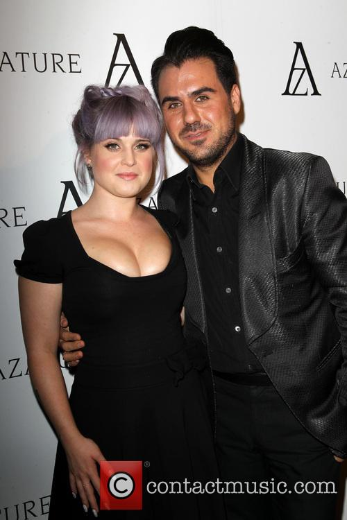 Kelly Osbourne and Azature Pogosian 5