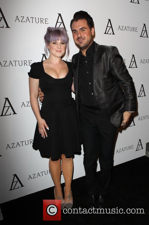 Kelly Osbourne and Azature Pogosian 7