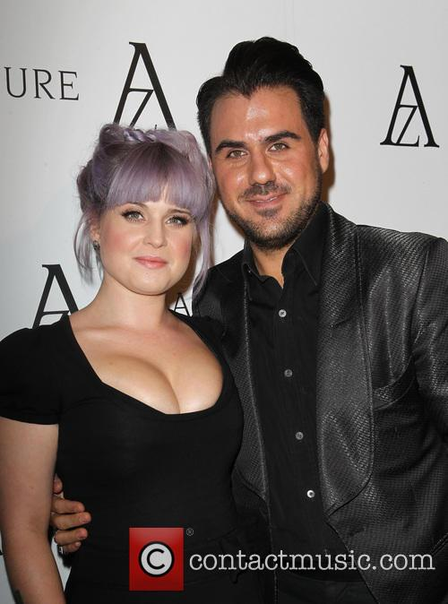 Kelly Osbourne and Azature Pogosian 10