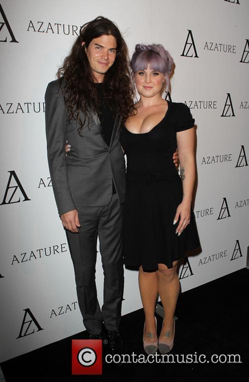 Matthew Mosshart and Kelly Osbourne 3