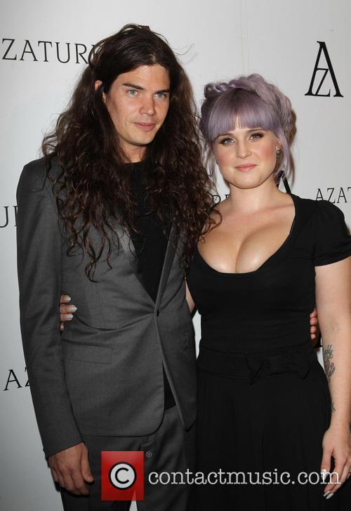 Matthew Mosshart and Kelly Osbourne 6