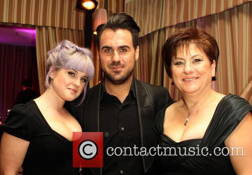 Kelly Osbourne, Azature Pogosian and With His Mother 6