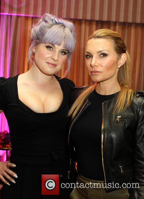 Kelly Osbourne and Eden Sassoon 8
