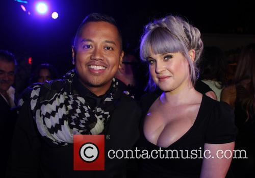 Rembrandt Flores and Kelly Osbourne 1