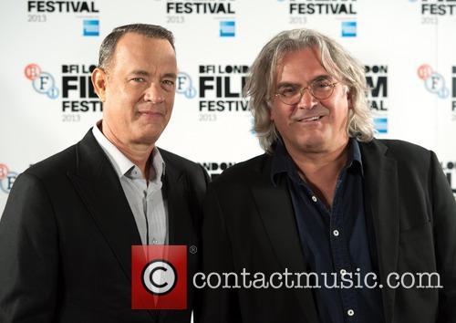 Tom Hanks and Paul Greengrass 3