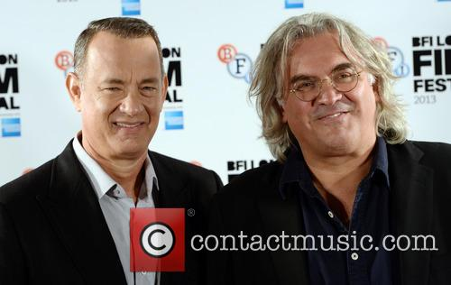 Tom Hanks and Paul Greengrass 4