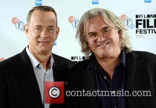 Tom Hanks and Paul Greengrass 1