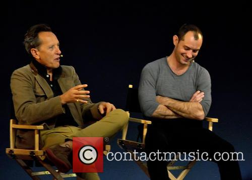 Jude Law and Richard E Grant 5