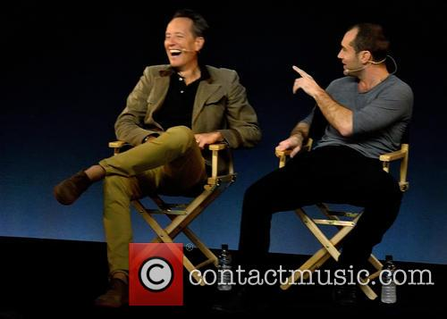 Jude Law and Richard E Grant 7