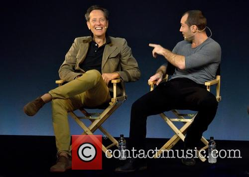 Jude Law and Richard E Grant 8