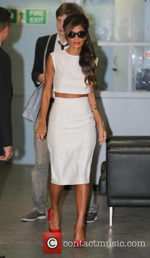nicole scherzinger celebrities at the itv studios 3899088