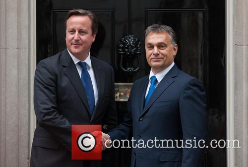 David Cameron and Viktor Orban 2