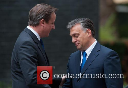 David Cameron and Viktor Orban 3