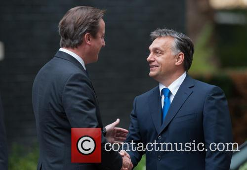 David Cameron, Viktor Orban