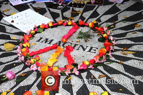 Lennon, Central Park